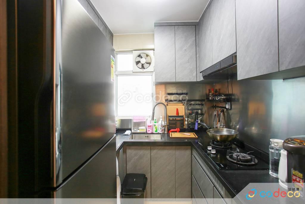 元朗區天富苑廚房裝修