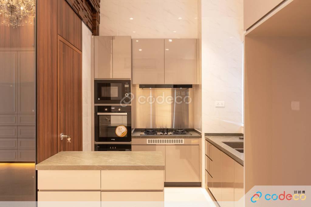 西貢紫蘭花園廚房裝修