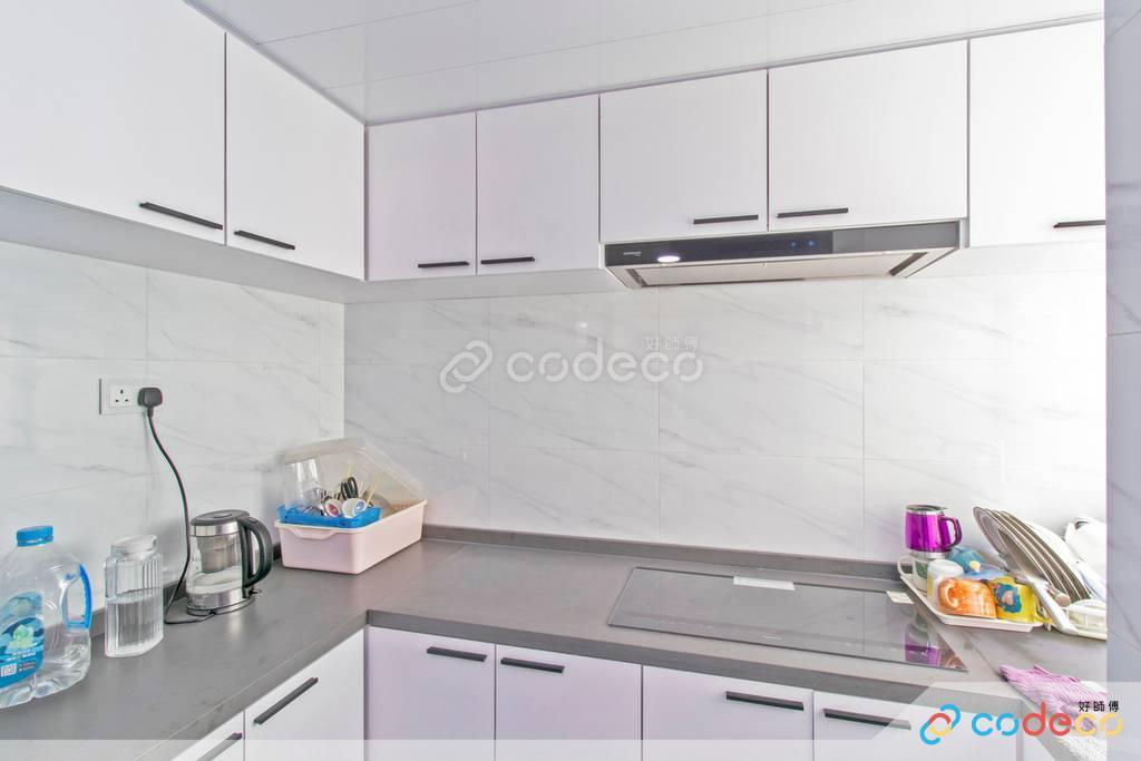 將軍澳煜明苑廚房裝修
