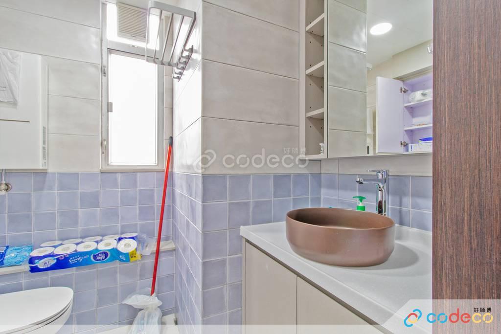 黃大仙東頭邨廁所裝修