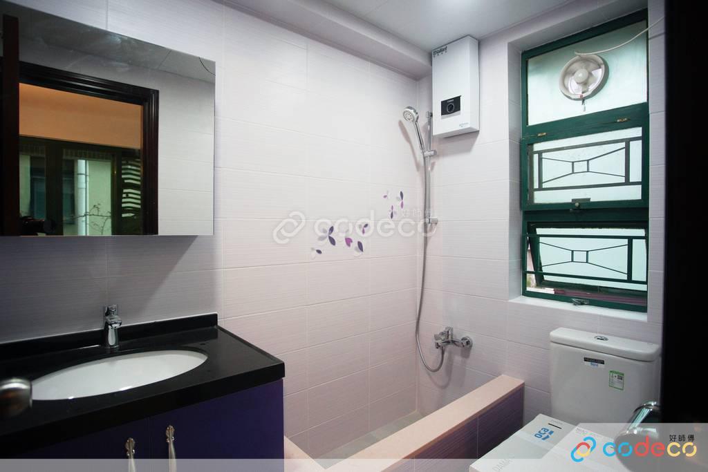 大埔好時華庭廁所裝修