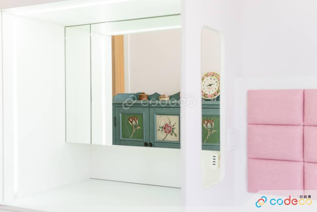 長沙灣凱樂苑主人房裝修