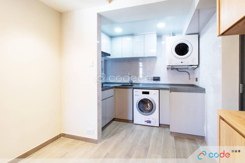 東區德禧樓廚房裝修