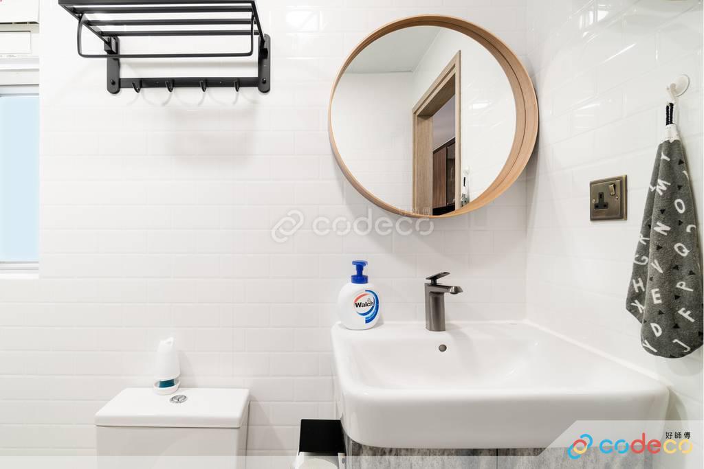 沙田錦豐苑浴室裝修