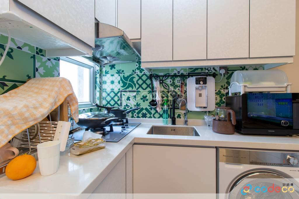 觀塘區百富閣廚房裝修