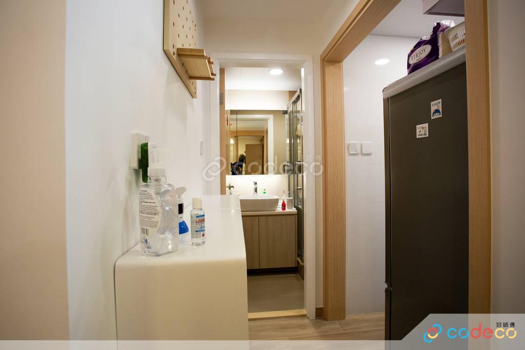 黃大仙區龍蟠苑浴室裝修