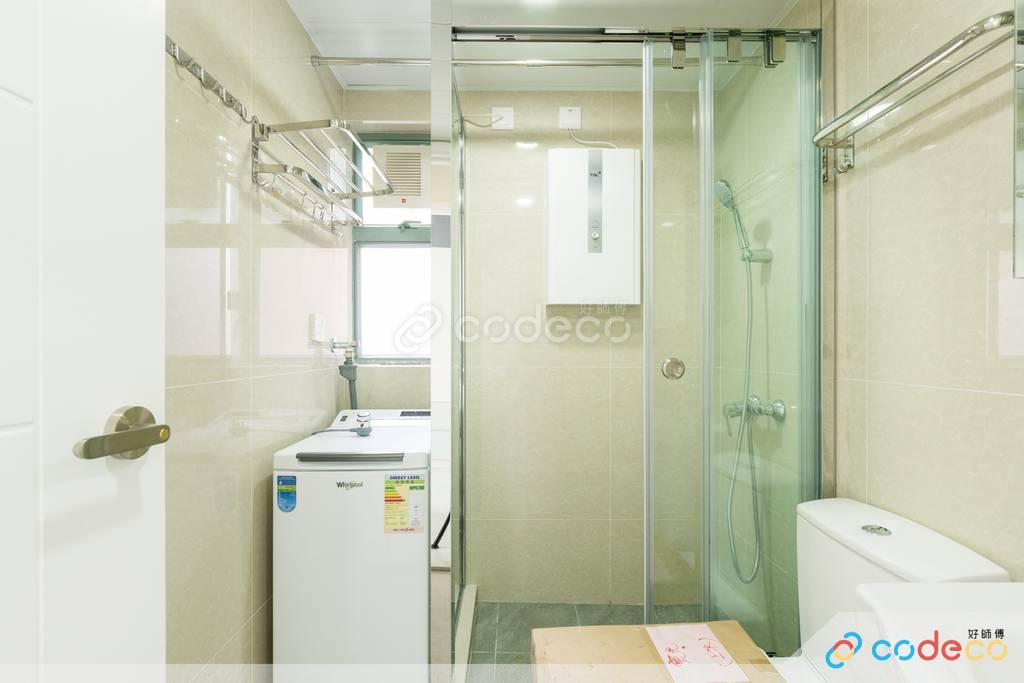 中西區帝后華庭廁所裝修