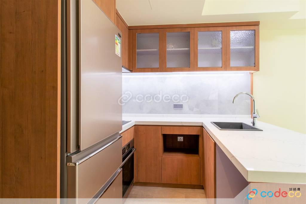 西貢區天晉廚房裝修