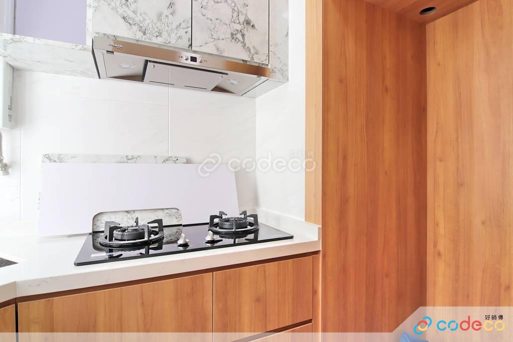 大窩口尚文苑廚房裝修