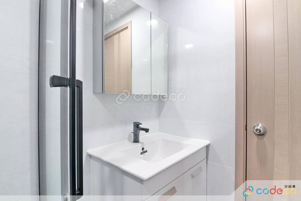深井麗都花園浴室裝修