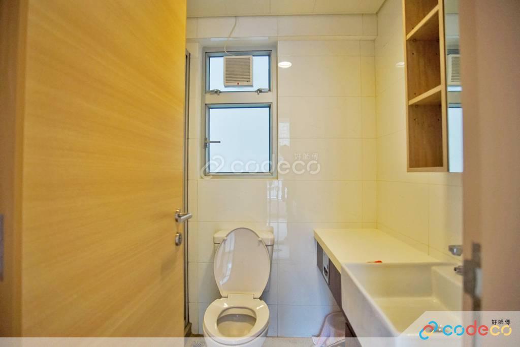 沙田綠怡雅苑廁所裝修