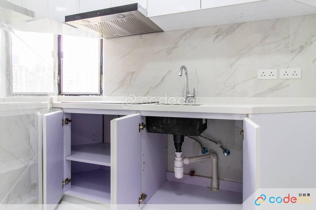 中西區康怡花園廚房裝修