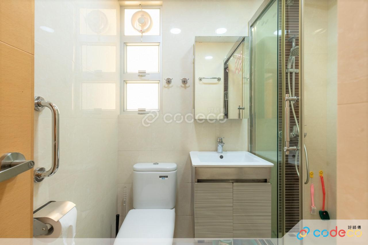 西灣河太安樓廁所裝修翻新