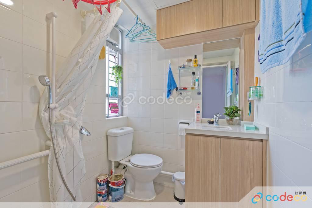 沙田明泉樓廁所裝修