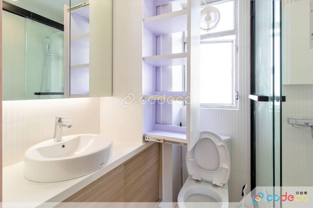 紅磡黃埔花園浴室裝修