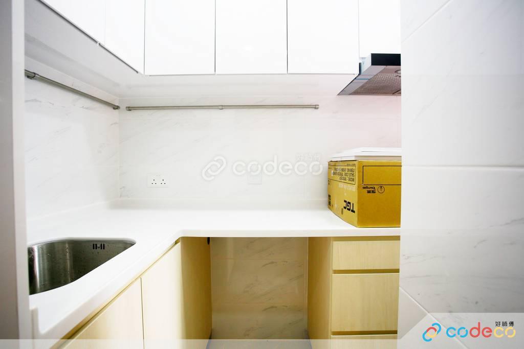 觀塘林景閣廚房裝修