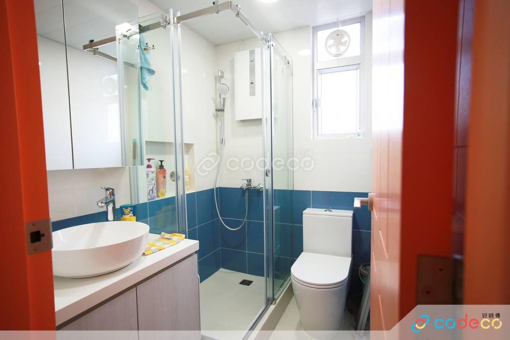 深水埗田豐樓浴室裝修
