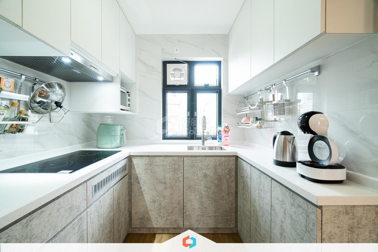元朗雅麗花園廚房裝修翻新