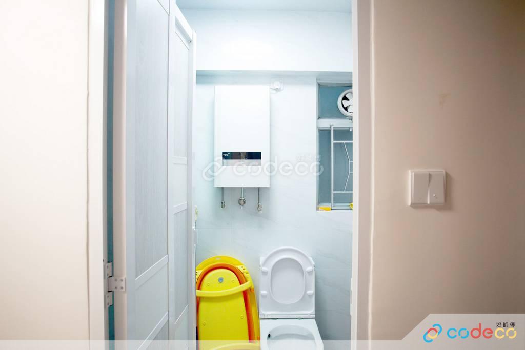 旺角富榮花園廁所裝修