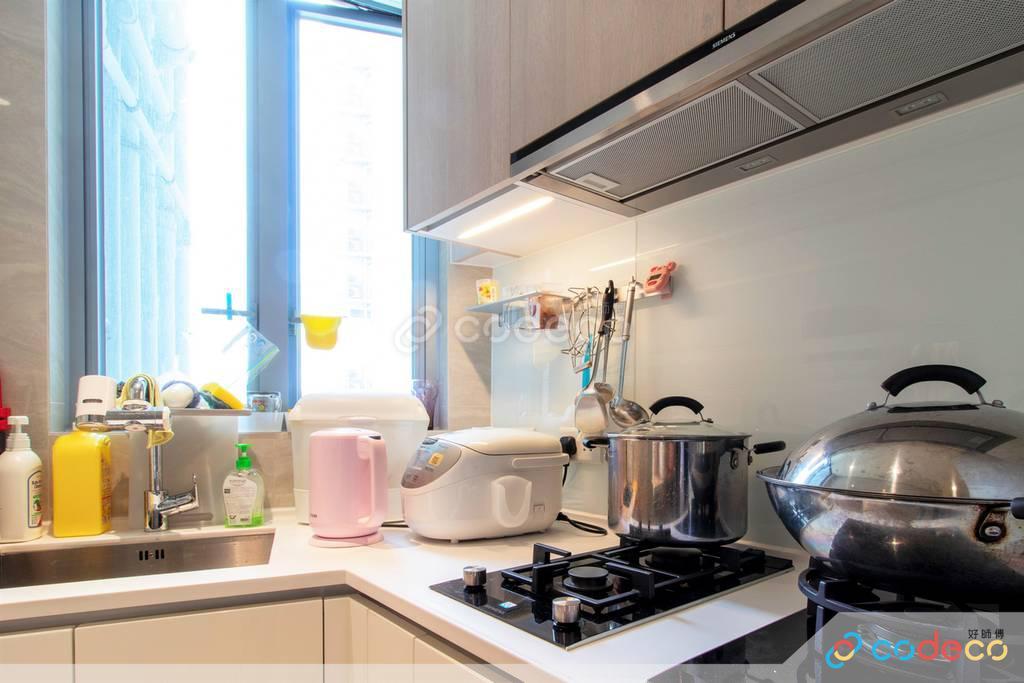 西貢區日出康城廚房裝修