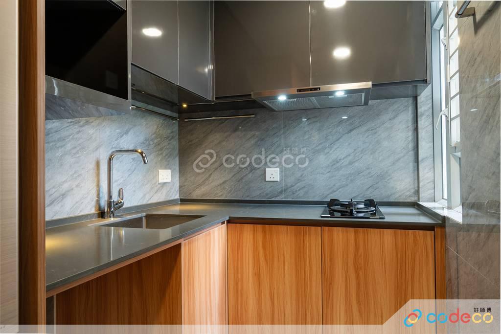 東涌裕泰苑廚房裝修