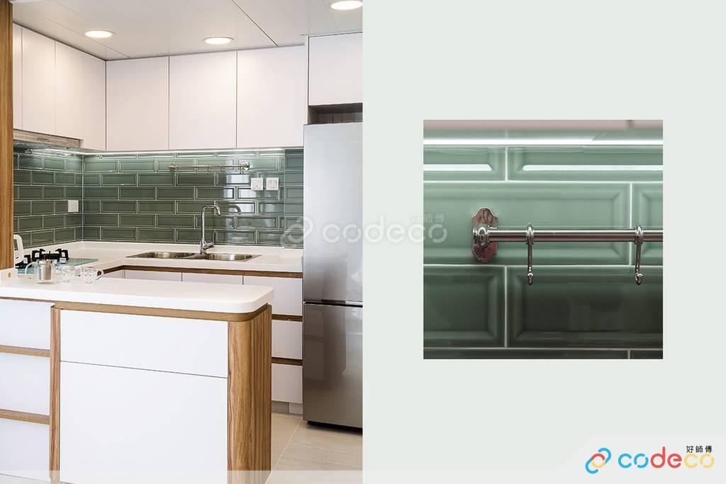 美孚美孚新村廚房裝修