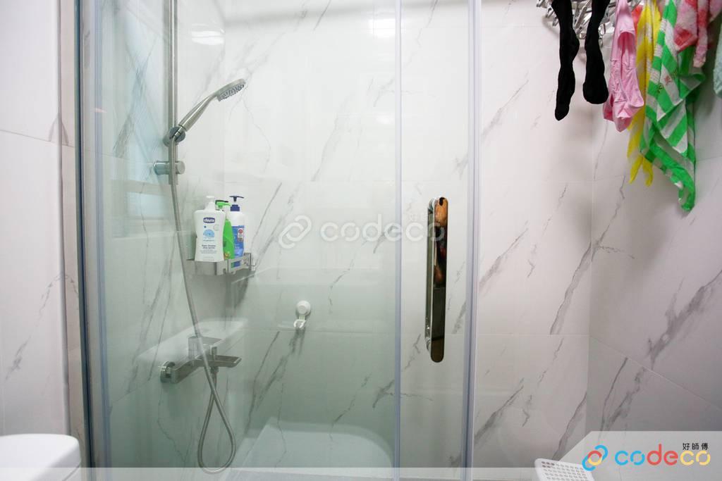 元朗區天富苑廁所裝修