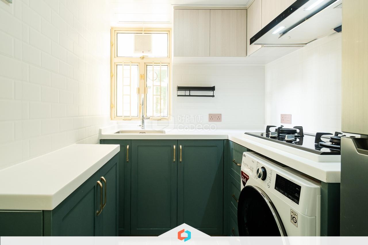 將軍澳新寶城廚房裝修翻新