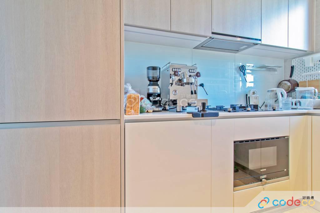 將軍澳Malibu廚房裝修