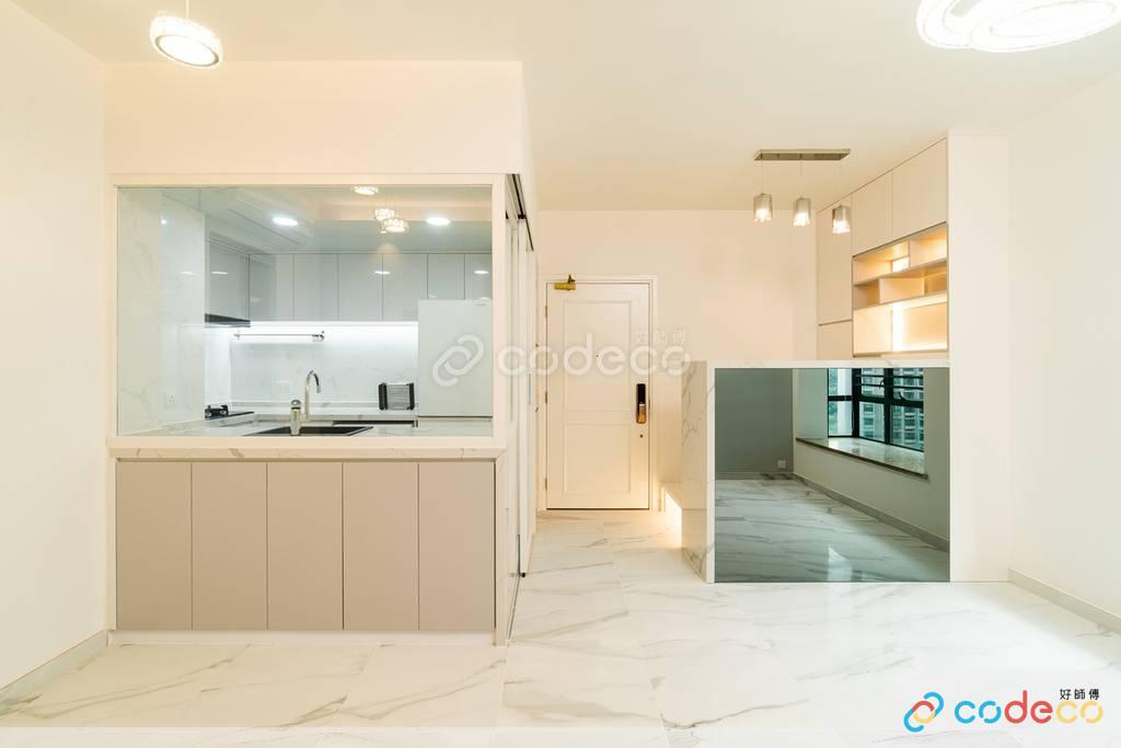將軍澳東港城廚房裝修