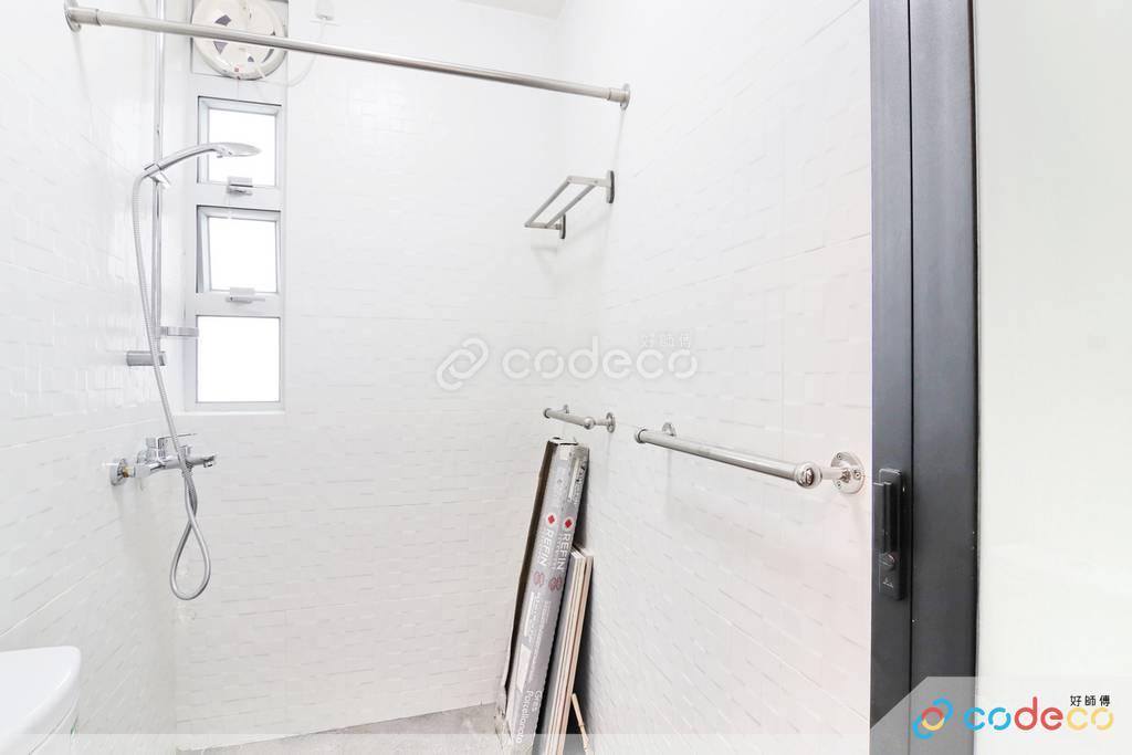 屯門詠麟閣廁所裝修