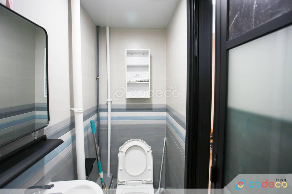 黃大仙彩雲邨廁所裝修