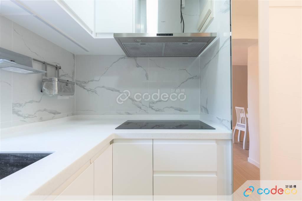 鰂魚涌康景花園廚房裝修