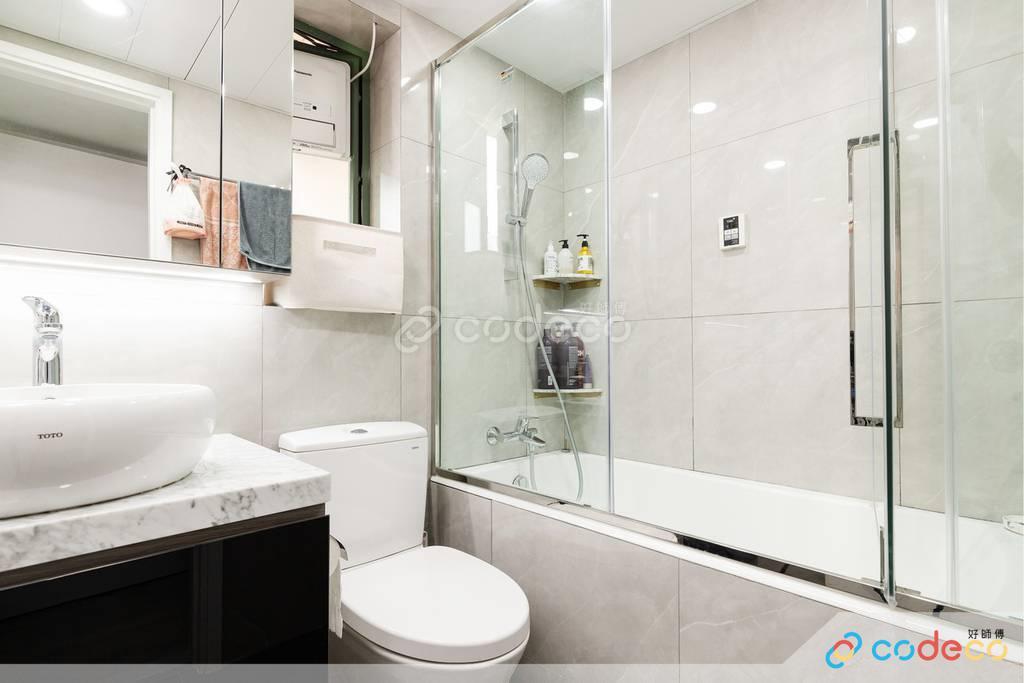 奧運維港灣廁所裝修