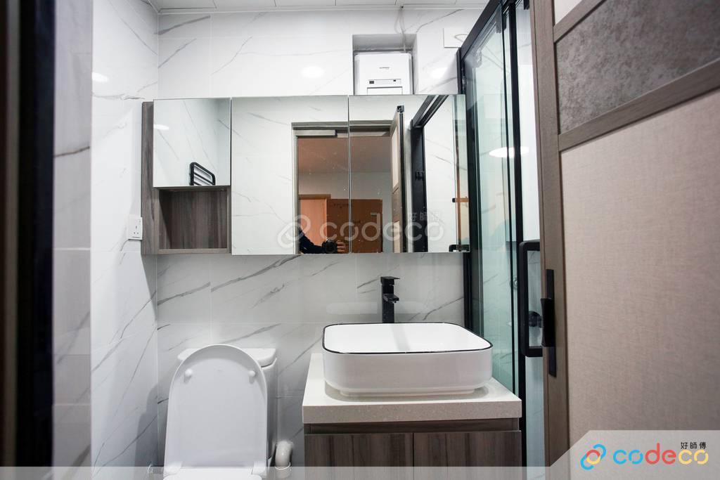 小西灣道顯翠閣浴室裝修