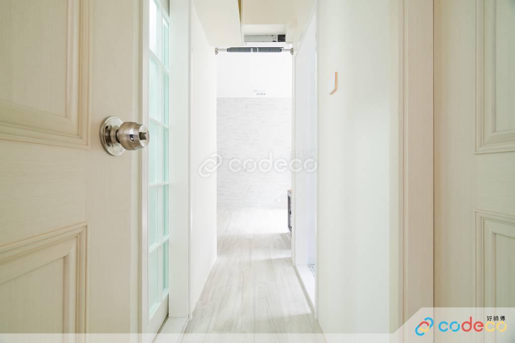 長洲碧濤軒走廊裝修