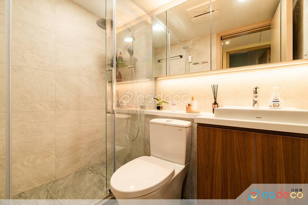 鑽石山譽港灣浴室裝修