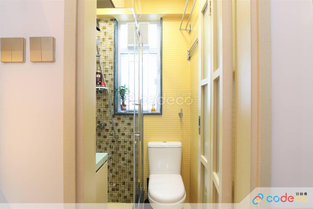 鴨脷洲年豐大廈廁所裝修