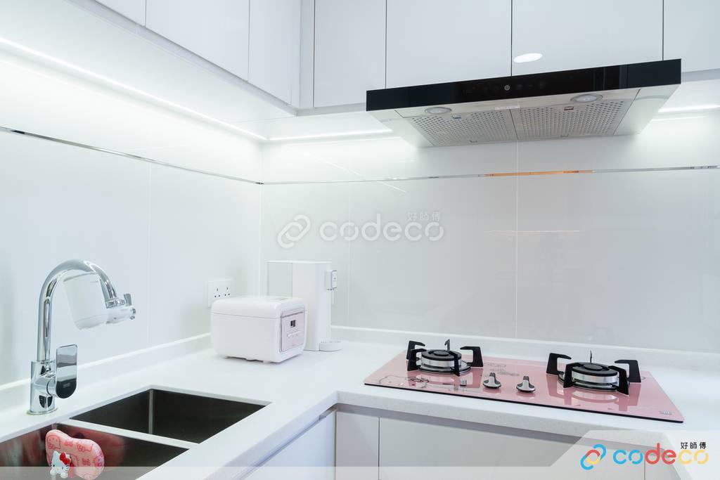 長沙灣凱樂廚房裝修