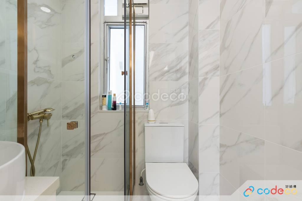 土瓜灣安和園廁所裝修