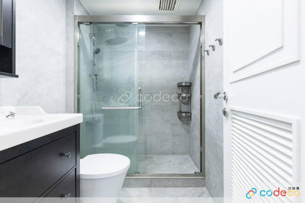 元朗區栢慧豪園浴室裝修