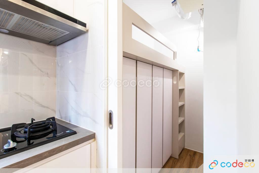 東區嘉文樓廚房裝修