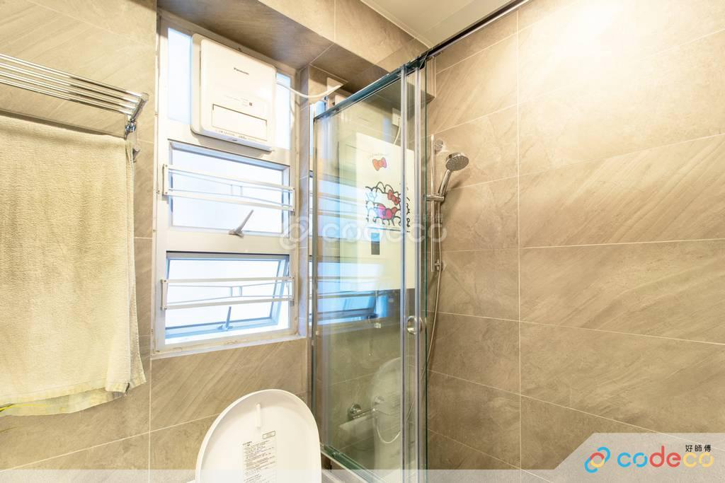 東區德禧樓浴室裝修