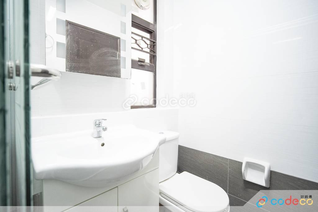 南區置富花園廁所裝修