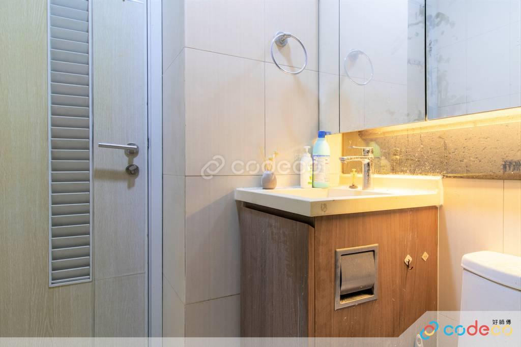 油塘鯉灣天下廁所裝修