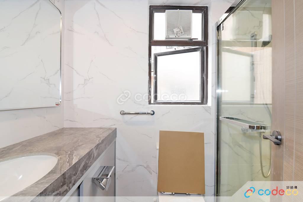 屯門區卓爾居廁所裝修