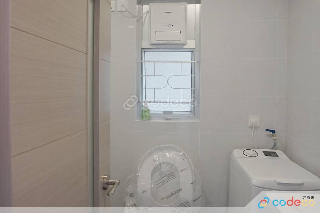 大埔新達廣場廁所裝修