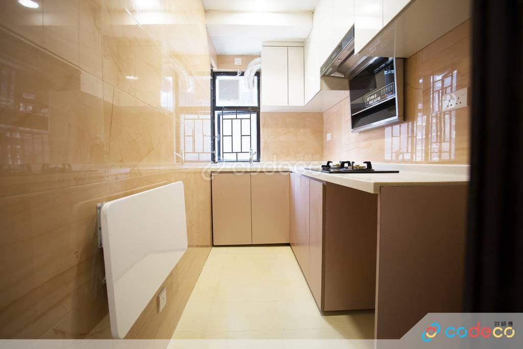 東區康澤花園廚房裝修