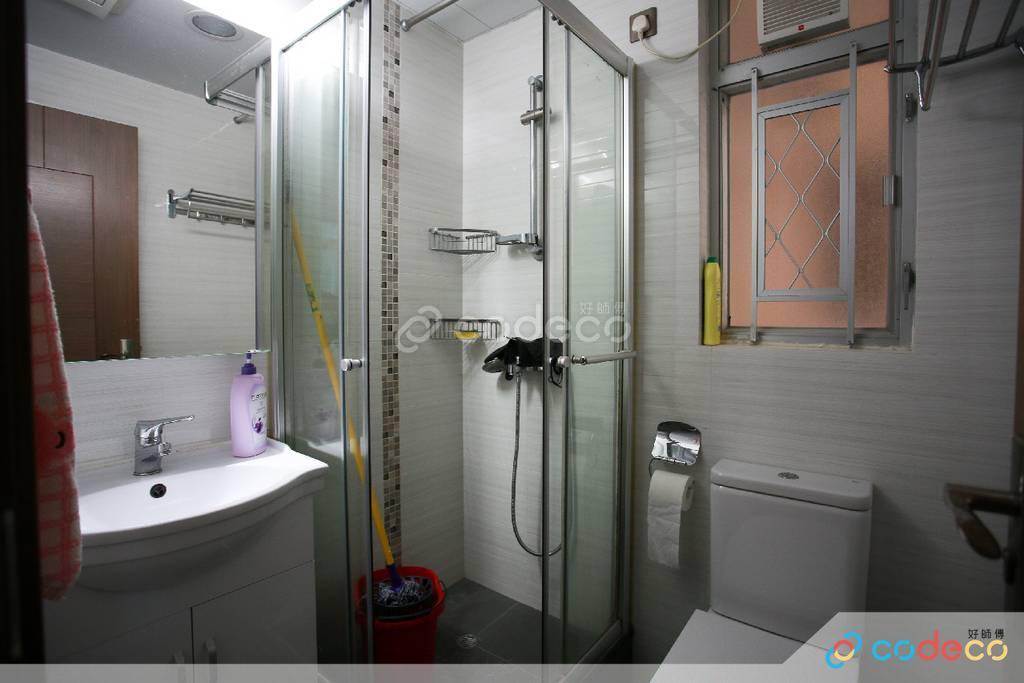 東區東旭苑廁所裝修