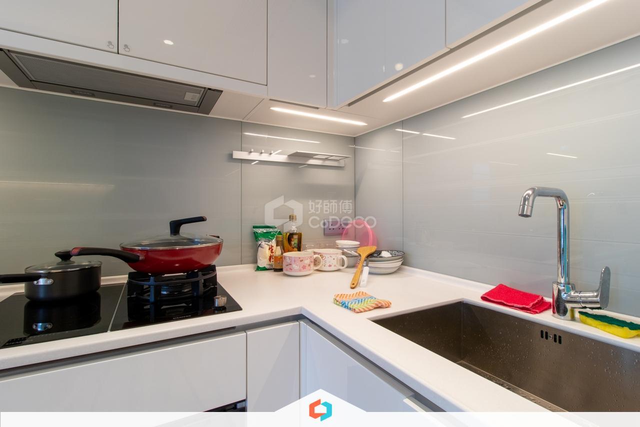 將軍澳Malibu廚房裝修翻新